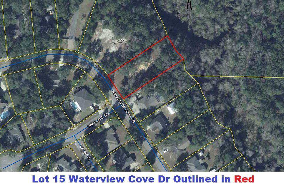 Lot 15 Waterview Cove Drive - Photo 1
