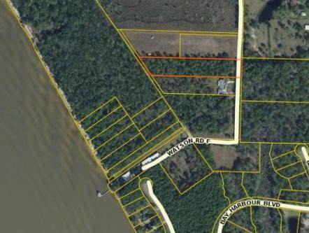 000 Watson Road, Freeport, FL 32439 (MLS #847096) :: ENGEL & VÖLKERS