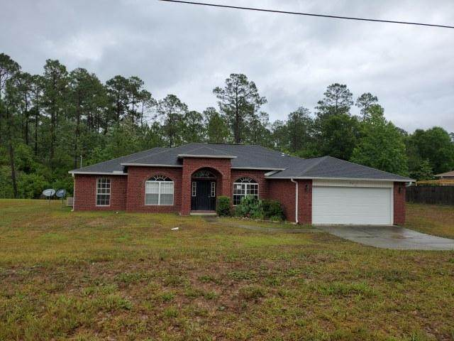 2677 Corner Creek Road, Crestview, FL 32536 (MLS #847341) :: The Beach Group