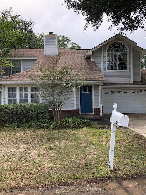 1020 Countryside Court, Fort Walton Beach, FL 32547 (MLS #847432) :: RE/MAX By The Sea