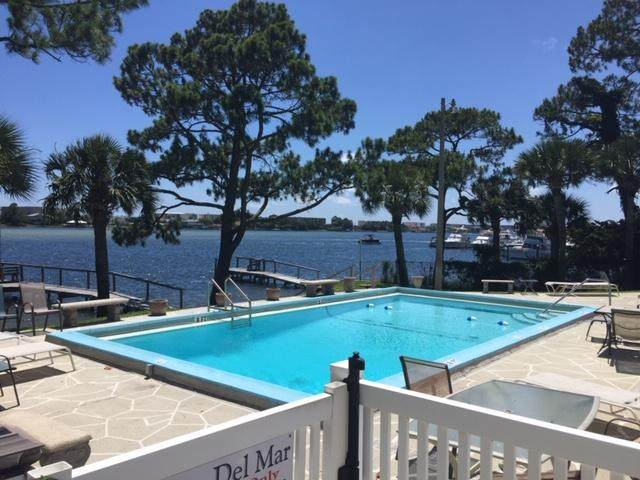 4 SW Miracle Strip Parkway #10, Fort Walton Beach, FL 32548 (MLS #847481) :: Better Homes & Gardens Real Estate Emerald Coast