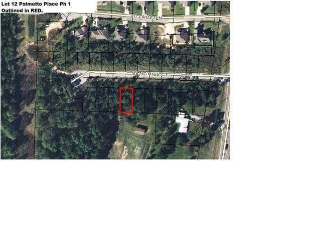 LOT 12 Sandhill Court, Freeport, FL 32439 (MLS #847652) :: Somers & Company