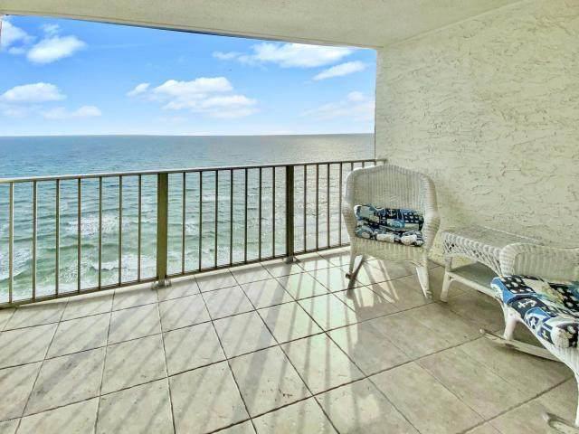 5801 Thomas Drive Unit 1405, Panama City Beach, FL 32408 (MLS #847658) :: Better Homes & Gardens Real Estate Emerald Coast