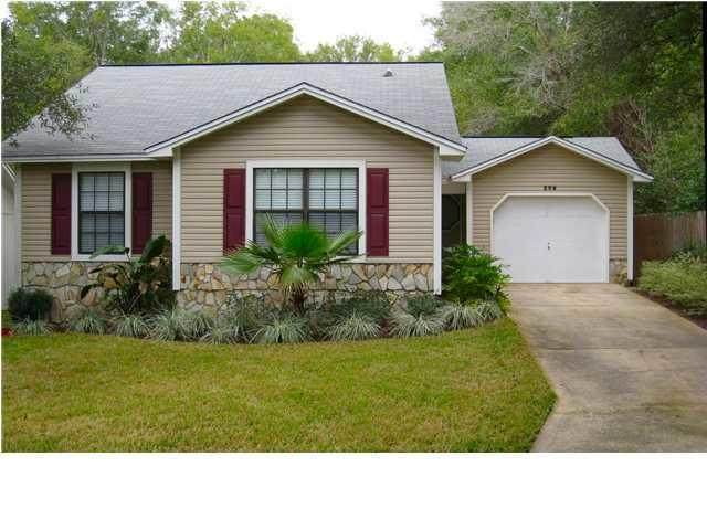 206 Esmond Court, Niceville, FL 32578 (MLS #847981) :: Somers & Company