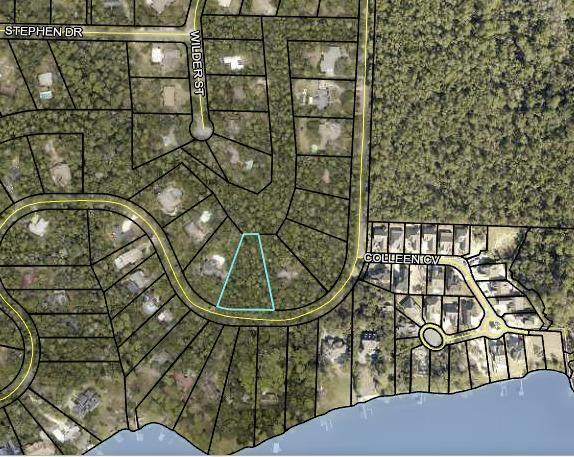 Lot 9 Edgewater Drive, Niceville, FL 32578 (MLS #848833) :: ENGEL & VÖLKERS