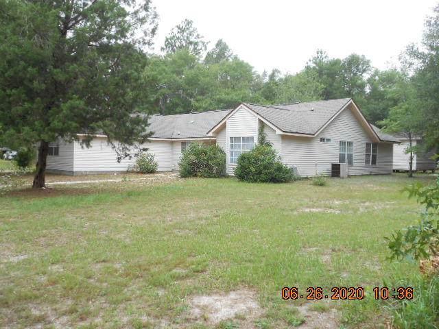 5806 Old Bethel Road, Crestview, FL 32536 (MLS #849820) :: Linda Miller Real Estate