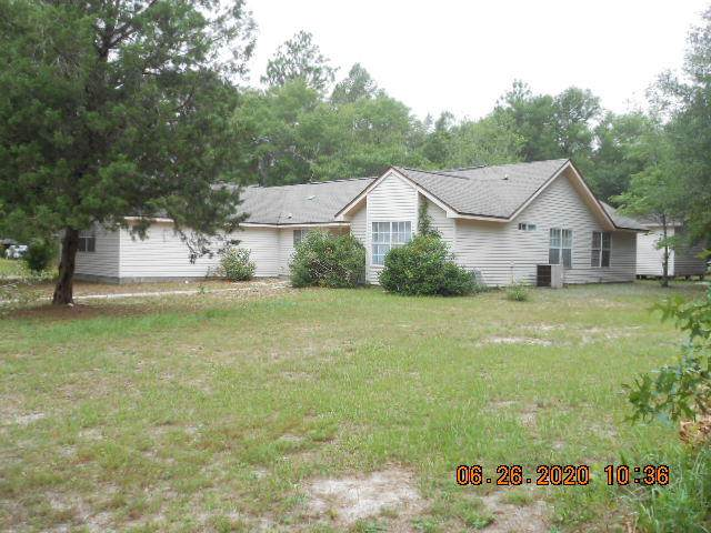 5806 Old Bethel Road, Crestview, FL 32536 (MLS #849820) :: Scenic Sotheby's International Realty