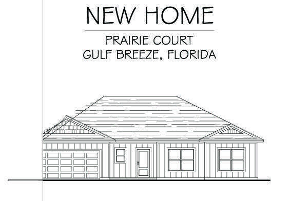 5336 Prairie Court, Gulf Breeze, FL 32563 (MLS #849996) :: Somers & Company