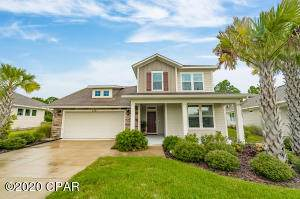 338 Johnson Bayou Drive, Panama City Beach, FL 32407 (MLS #850477) :: Berkshire Hathaway HomeServices PenFed Realty