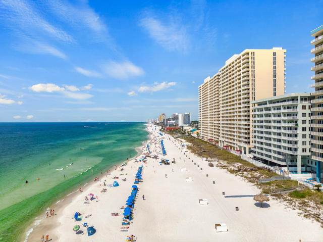 10719 Front Beach Road #805, Panama City Beach, FL 32407 (MLS #850722) :: Luxury Properties on 30A