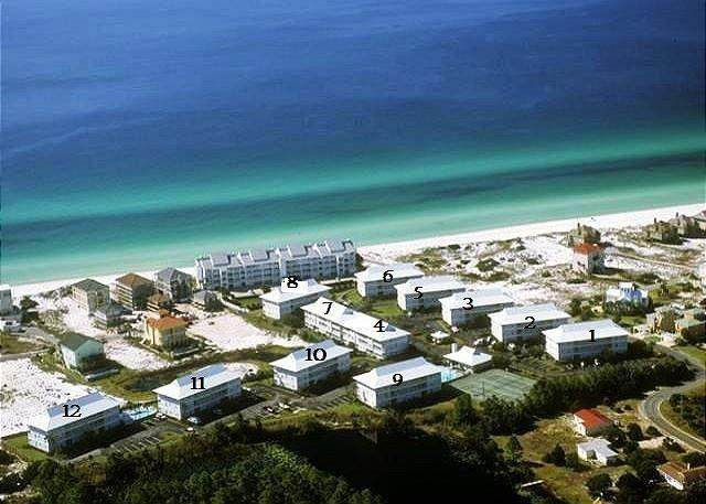 11 Beachside Drive Unit 1132, Santa Rosa Beach, FL 32459 (MLS #850742) :: Linda Miller Real Estate