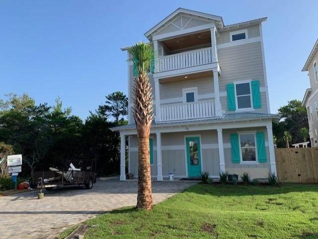 48 W Palm Beach Court, Miramar Beach, FL 32550 (MLS #850810) :: 30a Beach Homes For Sale