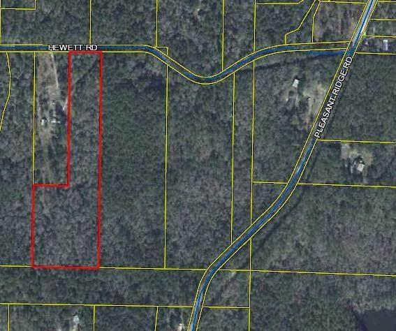 xxx Hewett Road, Defuniak Springs, FL 32435 (MLS #851115) :: Coastal Luxury