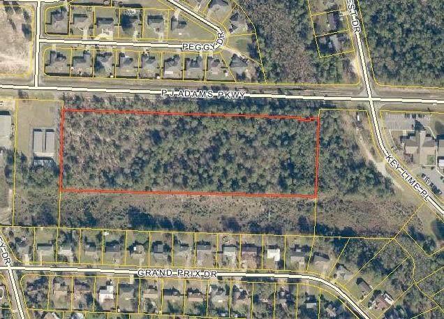 2150 P J Adams Parkway, Crestview, FL 32536 (MLS #851293) :: Briar Patch Realty