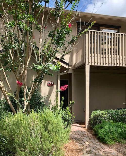51 Cypress Street Unit 274, Santa Rosa Beach, FL 32459 (MLS #852191) :: Linda Miller Real Estate