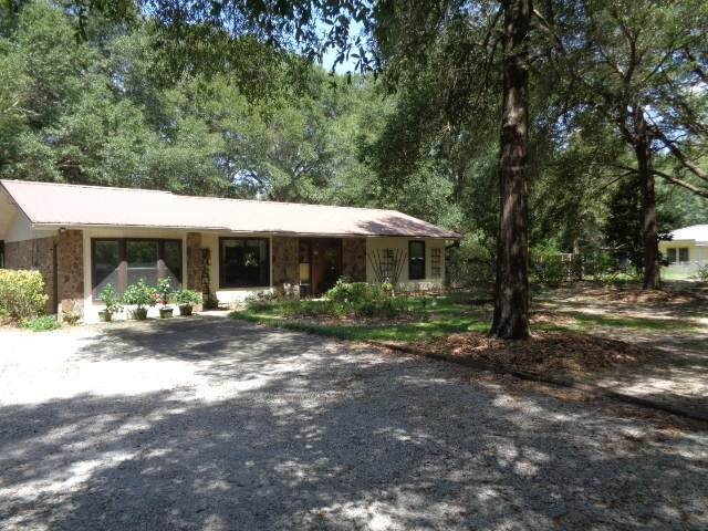 1605 Dads Road, Baker, FL 32531 (MLS #852264) :: Somers & Company