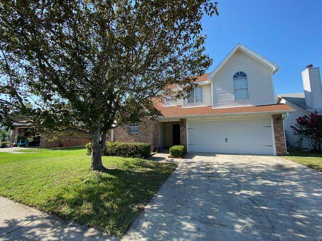 36 Ruby Circle, Mary Esther, FL 32569 (MLS #852327) :: Briar Patch Realty