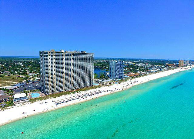 16819 Front Beach Road #711, Panama City Beach, FL 32413 (MLS #852580) :: Counts Real Estate Group
