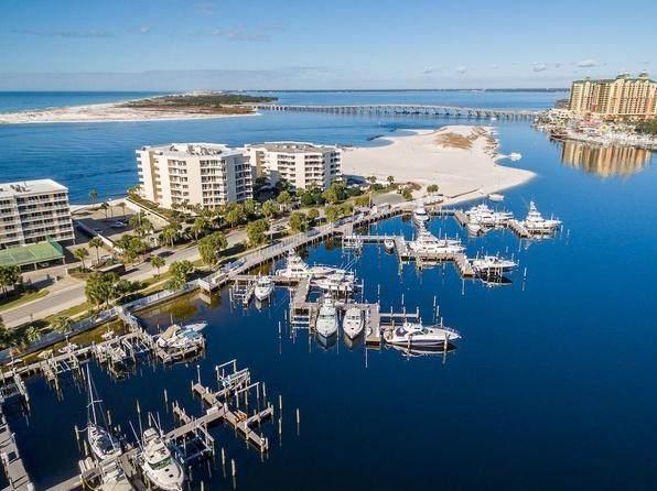 100 Gulf Shore Drive Slip C-3, Destin, FL 32541 (MLS #852686) :: Classic Luxury Real Estate, LLC