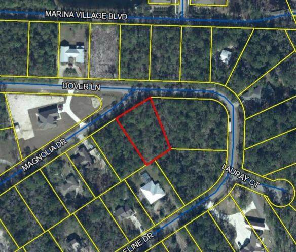 Lot D-23 Magnolia Drive, Freeport, FL 32439 (MLS #852947) :: Keller Williams Realty Emerald Coast