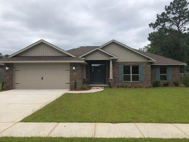 5782 E Dogwood Drive, Crestview, FL 32539 (MLS #854361) :: The Beach Group