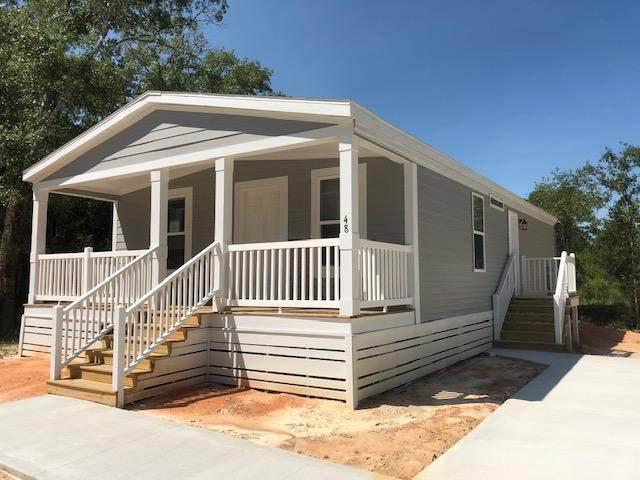 48 Bradford Court, Freeport, FL 32439 (MLS #855278) :: Vacasa Real Estate