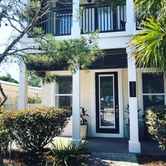 311 Wisteria Lane, Panama City Beach, FL 32413 (MLS #855680) :: Coastal Lifestyle Realty Group