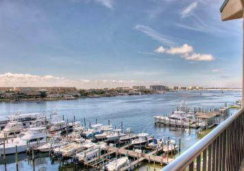 654 Harbor Boulevard Unit 5, Destin, FL 32541 (MLS #856061) :: Scenic Sotheby's International Realty