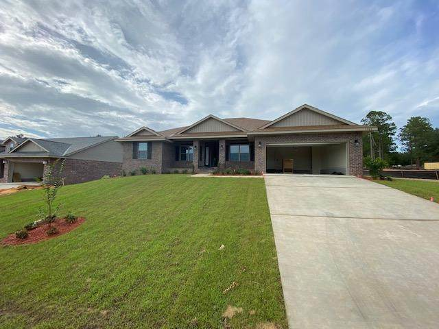 5725 Marigold Loop, Crestview, FL 32539 (MLS #857589) :: The Beach Group