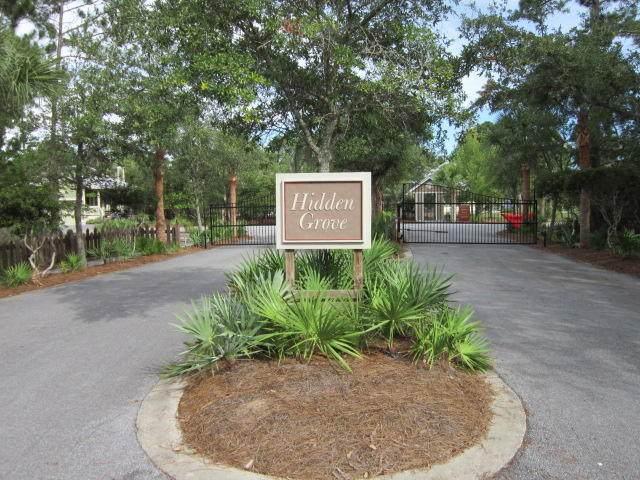 Lot 48 Marlberry, Santa Rosa Beach, FL 32459 (MLS #858714) :: Luxury Properties on 30A