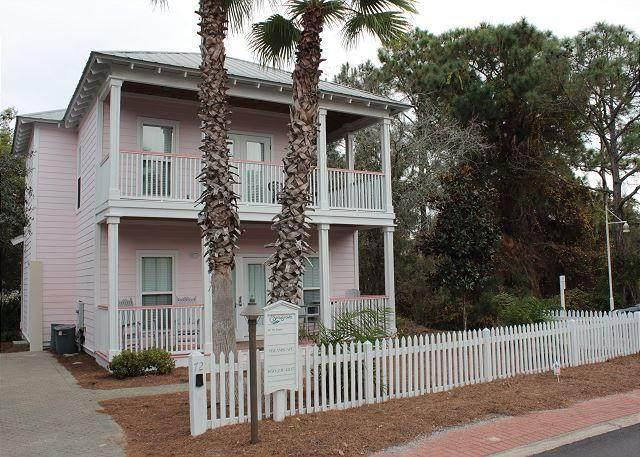 72 Cassine Way, Santa Rosa Beach, FL 32459 (MLS #859061) :: Luxury Properties on 30A