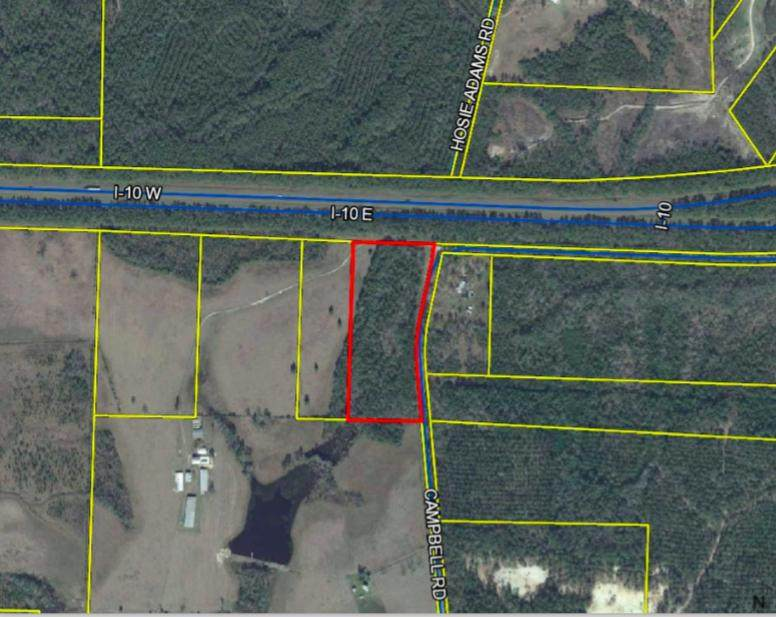 14.79acres Campbell Road - Photo 1
