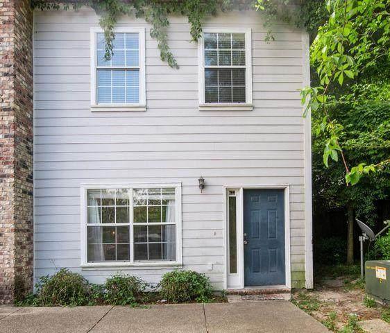 639 Gap Creek Drive #639, Fort Walton Beach, FL 32548 (MLS #862022) :: Somers & Company