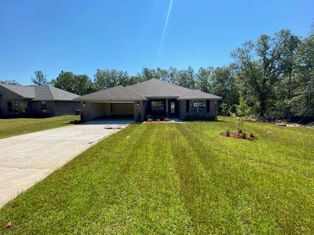 2204 Jernigan Drive, Crestview, FL 32536 (MLS #862196) :: The Beach Group