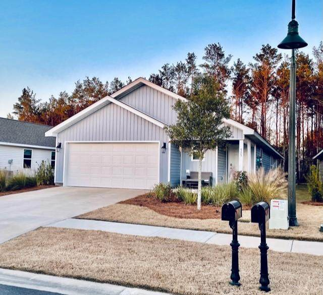 515 Earl Godwin Road Lot 34, Freeport, FL 32439 (MLS #862229) :: Keller Williams Realty Emerald Coast