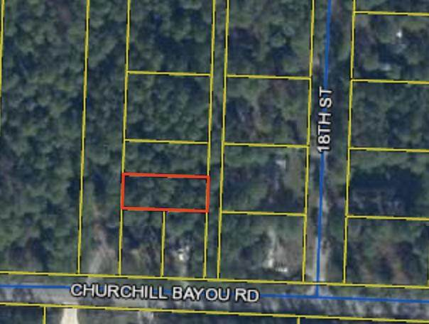 lot 15 N 19th, Santa Rosa Beach, FL 32459 (MLS #863389) :: Linda Miller Real Estate