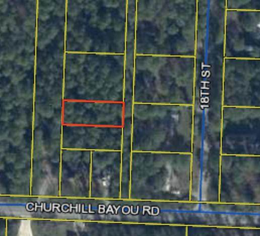 lot 16 N 19th, Santa Rosa Beach, FL 32459 (MLS #863394) :: Linda Miller Real Estate