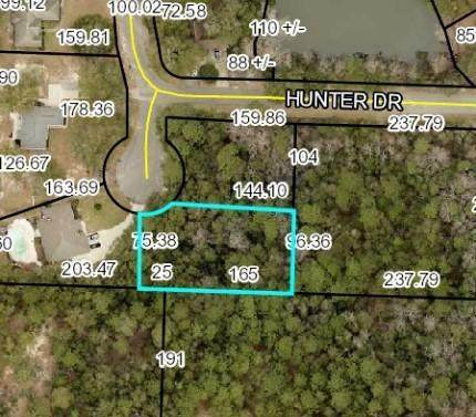 000 Hunter Drive, Crestview, FL 32539 (MLS #863459) :: Keller Williams Realty Emerald Coast