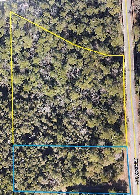 3.85 acres Old River Rd., Baker, FL 32531 (MLS #864785) :: Briar Patch Realty