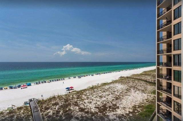 8271 Gulf Boulevard #704, Navarre, FL 32566 (MLS #865188) :: Scenic Sotheby's International Realty