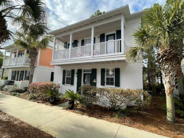 198 Somerset Bridge Road Unit 111, Santa Rosa Beach, FL 32459 (MLS #865781) :: Somers & Company