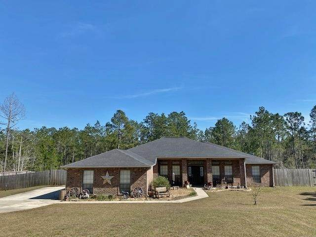 6531 Welannee Boulevard, Laurel Hill, FL 32567 (MLS #866281) :: Classic Luxury Real Estate, LLC