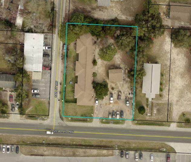 607 NW Lovejoy Road, Fort Walton Beach, FL 32548 (MLS #867940) :: Counts Real Estate Group, Inc.