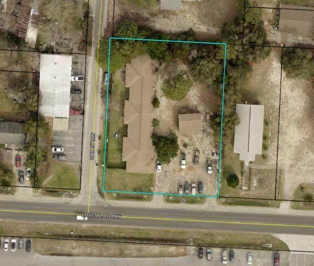 607 NW Lovejoy Road, Fort Walton Beach, FL 32548 (MLS #867940) :: Scenic Sotheby's International Realty