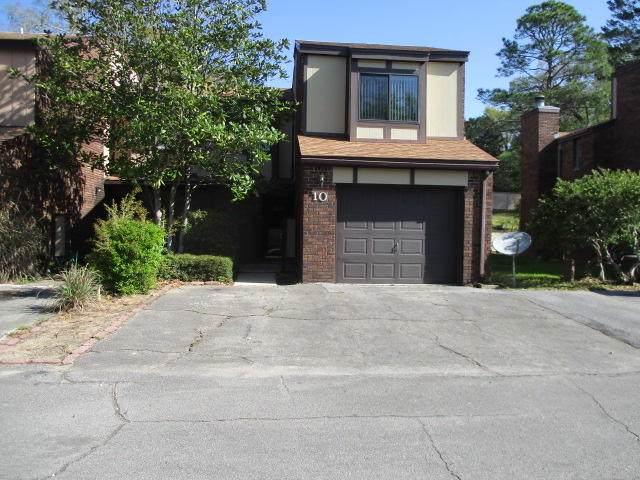 10 Hidden Cove Circle #10, Valparaiso, FL 32580 (MLS #868172) :: Better Homes & Gardens Real Estate Emerald Coast
