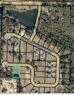 3294 Chappelwood Drive, Crestview, FL 32539 (MLS #868367) :: The Honest Group