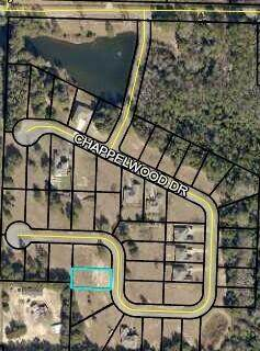 3286 Chappelwood Drive, Crestview, FL 32539 (MLS #868371) :: Engel & Voelkers - 30A Beaches