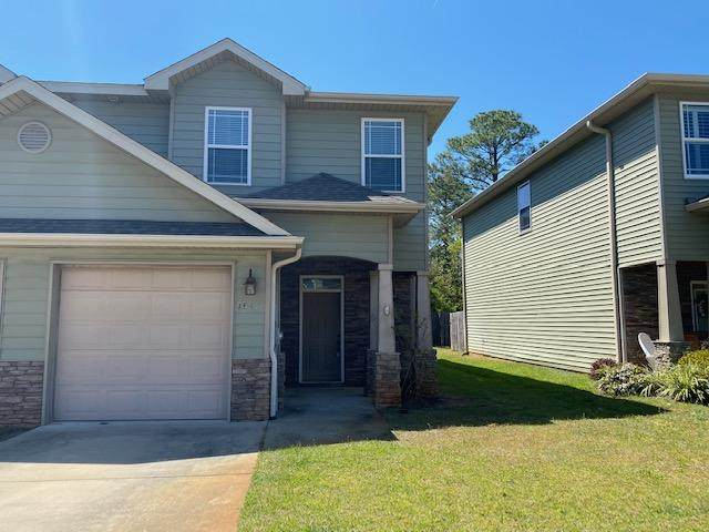1827 Sound Haven Court, Navarre, FL 32566 (MLS #868534) :: Blue Swell Realty