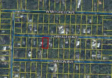 Lot 7 Chrysler Avenue, Santa Rosa Beach, FL 32459 (MLS #868703) :: The Chris Carter Team