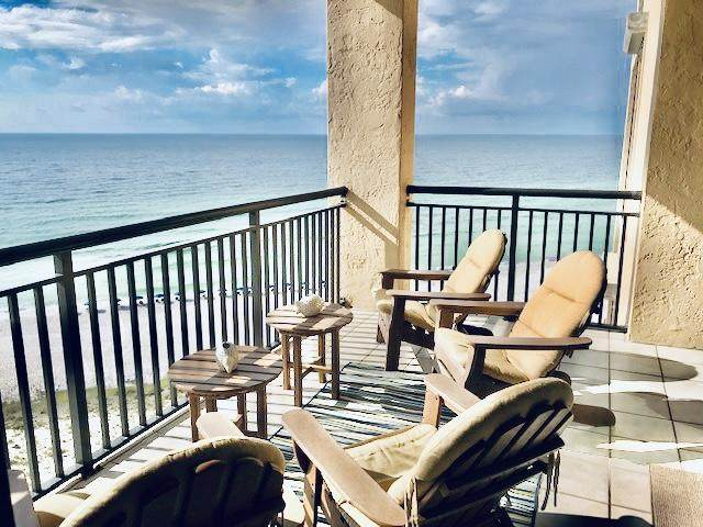 8271 Gulf Boulevard #1001, Navarre, FL 32566 (MLS #868901) :: The Honest Group
